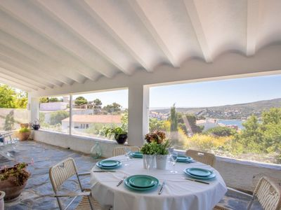 Photo for Vacation home MIRANDA in cadaques - 8 persons, 4 bedrooms