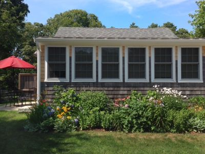 Photo for Flawless Brewster Cottage located in the heart of Brewster