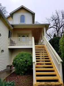 Photo for Beautiful 3 bedroom home with wrap around porch and amazing views!!