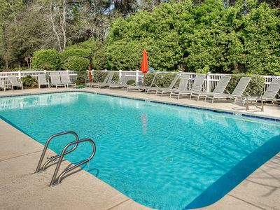 Photo for New Listing! Beautiful Townhouse with Pool! Bike & Walk to EVERYTHING!