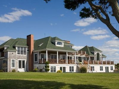 Photo for 6BR Estate Vacation Rental in Little Compton, Rhode Island