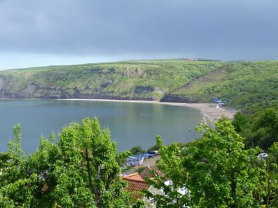 Photo for Runswick Bay is a holiday paradise ideal for beach, walking or simply chilling.