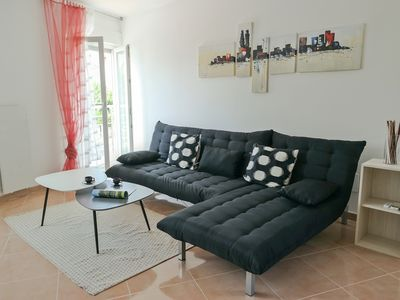 Photo for Sunny apartment in Rovinj