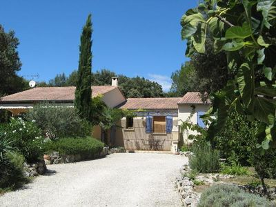 Photo for Rental Garrigues Ste Eulalie for 4 persons with 2 bedrooms - Holiday house
