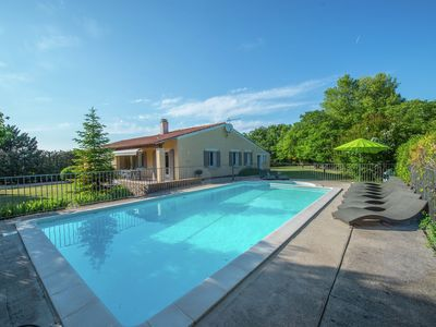 Photo for Spacious Holiday Home in Malaucene France with Private Pool