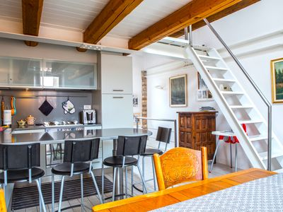Photo for ATTIC by KlabHouse-4Pax w/AC-walk2everything