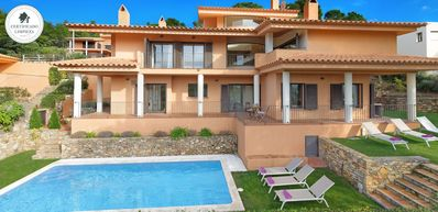 Photo for ROURE-house with swimming pool-Tamariu-Costa Brava