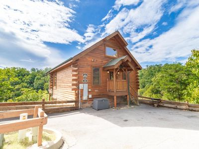 Photo for View of Paradise | Mountain Views | Pool Table | Hot Tub | Community Pool Access