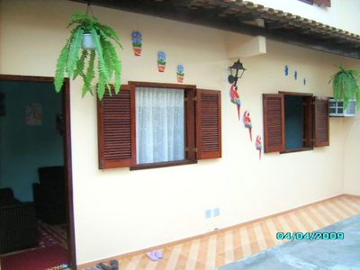 Photo for FURNISHED HOUSE WITH GARAGE, SKY, NEAR PRAIA DO FORTE AND SHOPPING PARK LAGOS