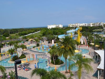 Photo for 2BR Villa Vacation Rental in Cape Canaveral, Florida