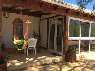 Photo for 1 studio apartment (sunrise) for 2 persons - 2 apartments in a secluded villa