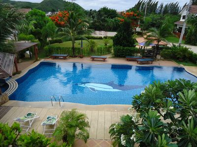 Photo for Tropical Seaview Villa,  near wonderful Khao Kalok beach for a relax ing holiday