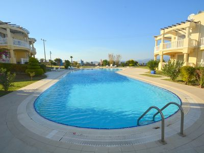 Photo for Bodrum Flamingo 2 Bedroom Garden Holiday Apartment A30