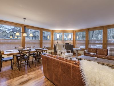 Photo for 3 Bedroom Condo near Lift 7 with Huge Views