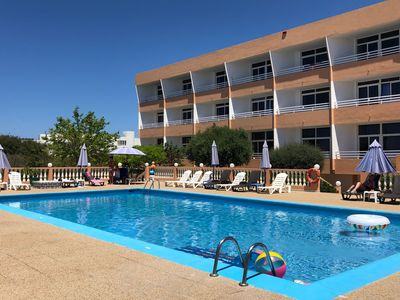 Photo for Flats Friends Aparthotel Tropicana 2 adults + 2 children