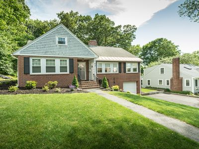 Photo for Stunning 4 Bedroom,2.5 Baths abuts Phillips Academy, walk to Town and Train