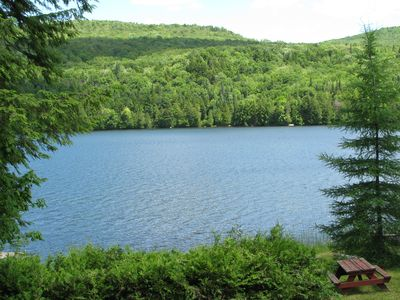 Great For Time Alone! Waterfront Cabin - Well Behaved Dogs Welcome. Go Lakeside!