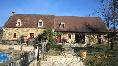 Photo for 5BR House Vacation Rental in Saint-Cirq-Madelon