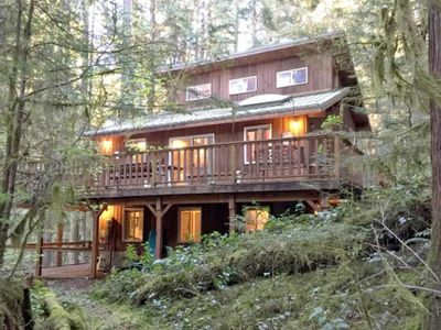 Photo for Beautiful Mt. Baker Lodging Cabin 6 With 8 Sleeps in United States