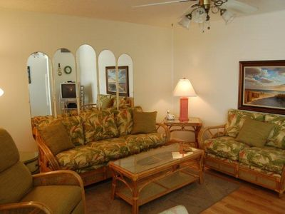 Photo for Siesta Beach House #208  Second Floor, Minute Walk to Beach