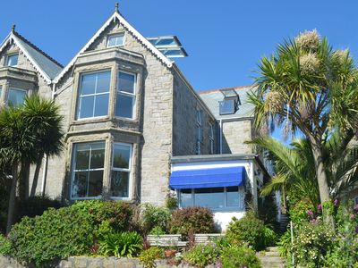 Photo for *BRAND NEW 2019* CHANNINGS ST IVES, Sleeps 10-12 Panoramic Sea Views and Parking