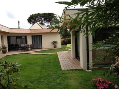 Photo for House with spa and private sauna 200m from the beaches