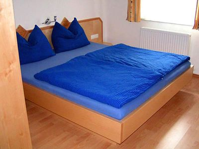 Photo for Double room, shower and bath, toilet, 1 bedroom - Ferienhaus Beiler