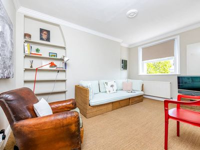 Photo for Charming 1BR Flat in Chelsea