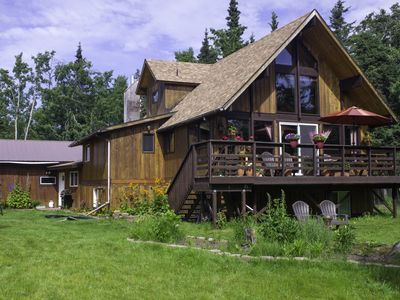 Come share our Piece of Paradise! - Beautiful secluded 3 BR/2BA home