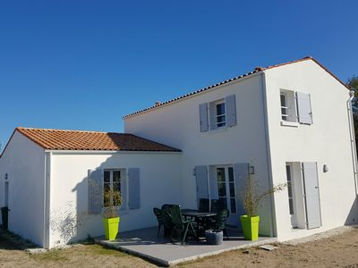 Photo for Oleron Les Sables Vigniers, 100m2 House, 6 persons, 300 m from the sea, 3 bed
