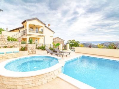 Photo for Vacation home Anna  in Bribir, Kvarner Bay - 10 persons, 4 bedrooms