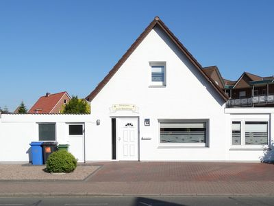 Photo for Holiday house for steering ****, 4 bedrooms., W-Lan, 3 parking spaces, center Büsum