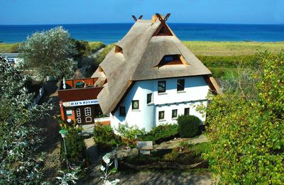 Photo for App. 2 cabin Windhook helmsman - Hotel_Haus Windhook (directly on the Baltic Sea)
