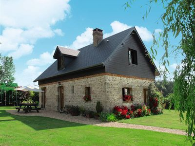 Photo for Vacation home A l'Orée du Bois  in Bec de Mortagne, Normandy / Normandie - 6 persons, 3 bedrooms