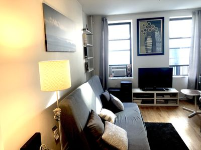 Cozy Manhattan Urban Pad - city center 4 mins from the subway