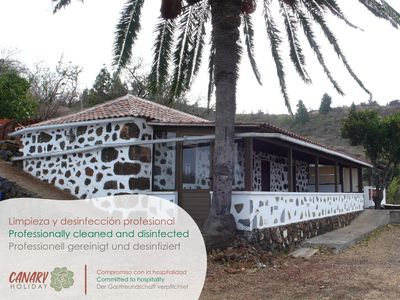 Photo for Casa Pedro, Canarian house for a relaxing holiday on the island of La Palma