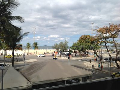 Photo for PANORAMIC VIEW TO THE ATLANTIC AVENUE (SEAFRONT)