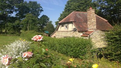 Photo for Lovers Cottage - romantic & special private Hot Tub, in Malvern hills & cotswold
