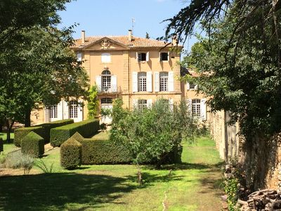 Photo for A bastide in the countryside near Aix en Provence