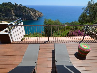 Photo for Club Villamar - Holiday villa Festina near Tossa de Mar for a perfect holiday with sun, sea, sand and plenty of luxury and comfort.