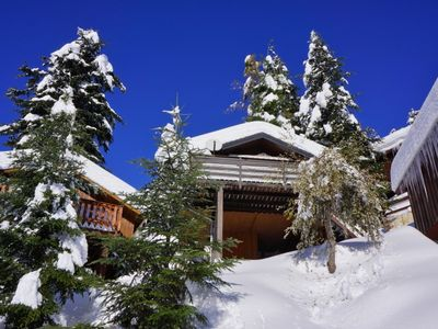 Photo for CH175-CH27 F, Chalet 4/6 personnes, Guzet - Chalet for 6 people in Ustou