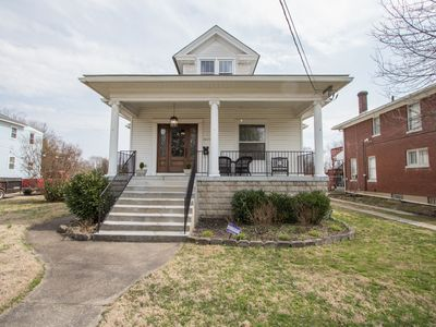 Photo for 2 Miles from Derby!  4 Bedrooms/2.5 Baths, RENOVATED CHARM