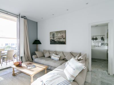 Photo for SPLENDID THREE BEDROOMS APARTMENT WITH TERRACE