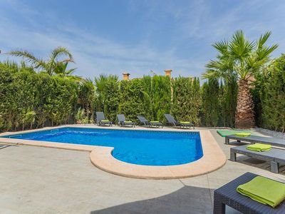 Photo for 4BR House Vacation Rental in Puig den Ros