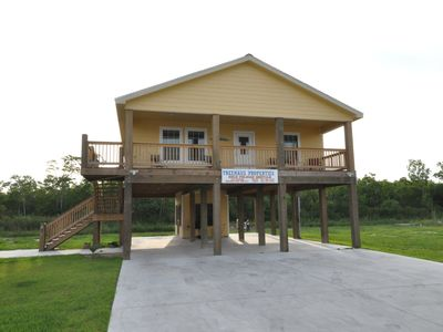 Photo for Brand New Custom Built Sportsman's Camp in Angler Bay - Hackberry, LA!