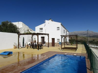 Photo for Cortijo La Loma, country house