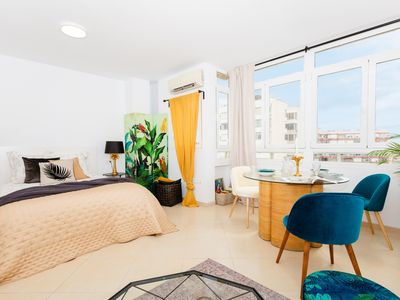 Photo for Wonderful apartment in the center of Torremolinos
