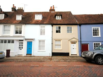 Photo for The Cottage , Chichester  -  a town house that sleeps 6 guests  in 3 bedrooms