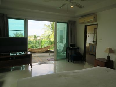 Photo for 4 BEDROOMS KATA BEACH WITH OCEAN VIEW