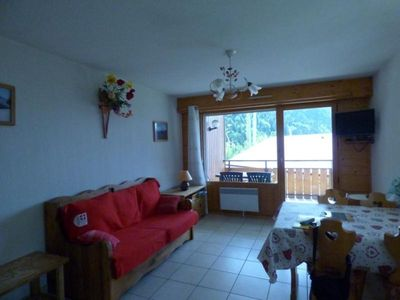 Photo for Apartment Saint-Jean-de-Sixt, 2 bedrooms, 6 persons